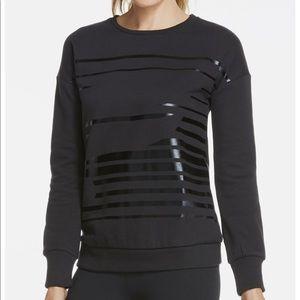 Fabletics Snowshoe Pullover Sweatshirt Sz Small